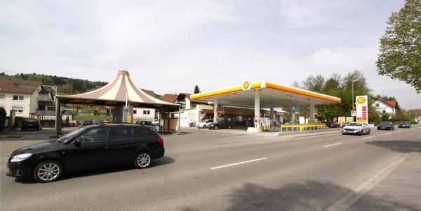 SHELL Tankstelle Stockach