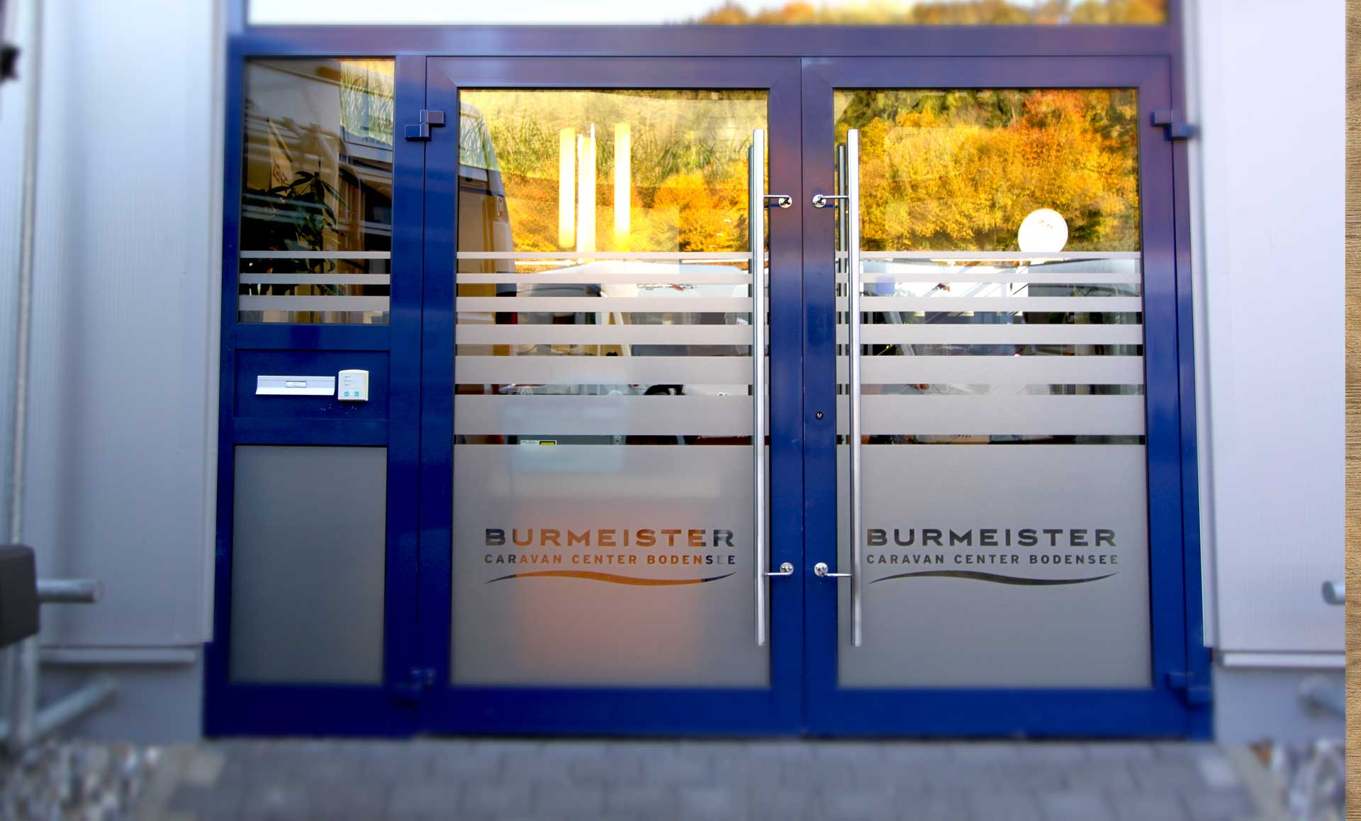 Beklebung Burmeister