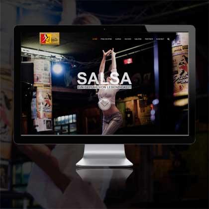 Tanzschule # Salsa