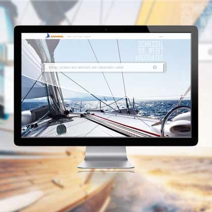 Yacht & Boot # Schiessel