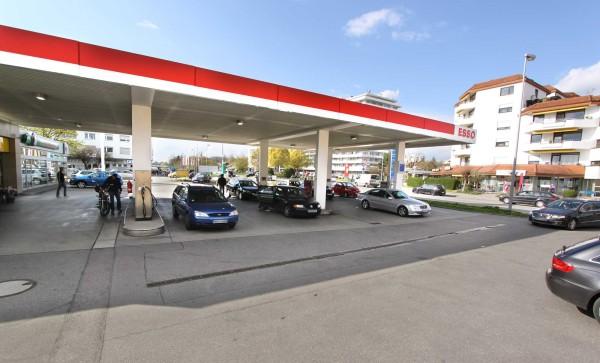 ESSO Tankstelle Radolfzell
